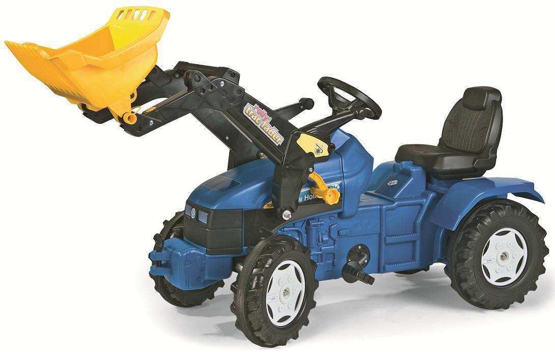 tractor pedal niños