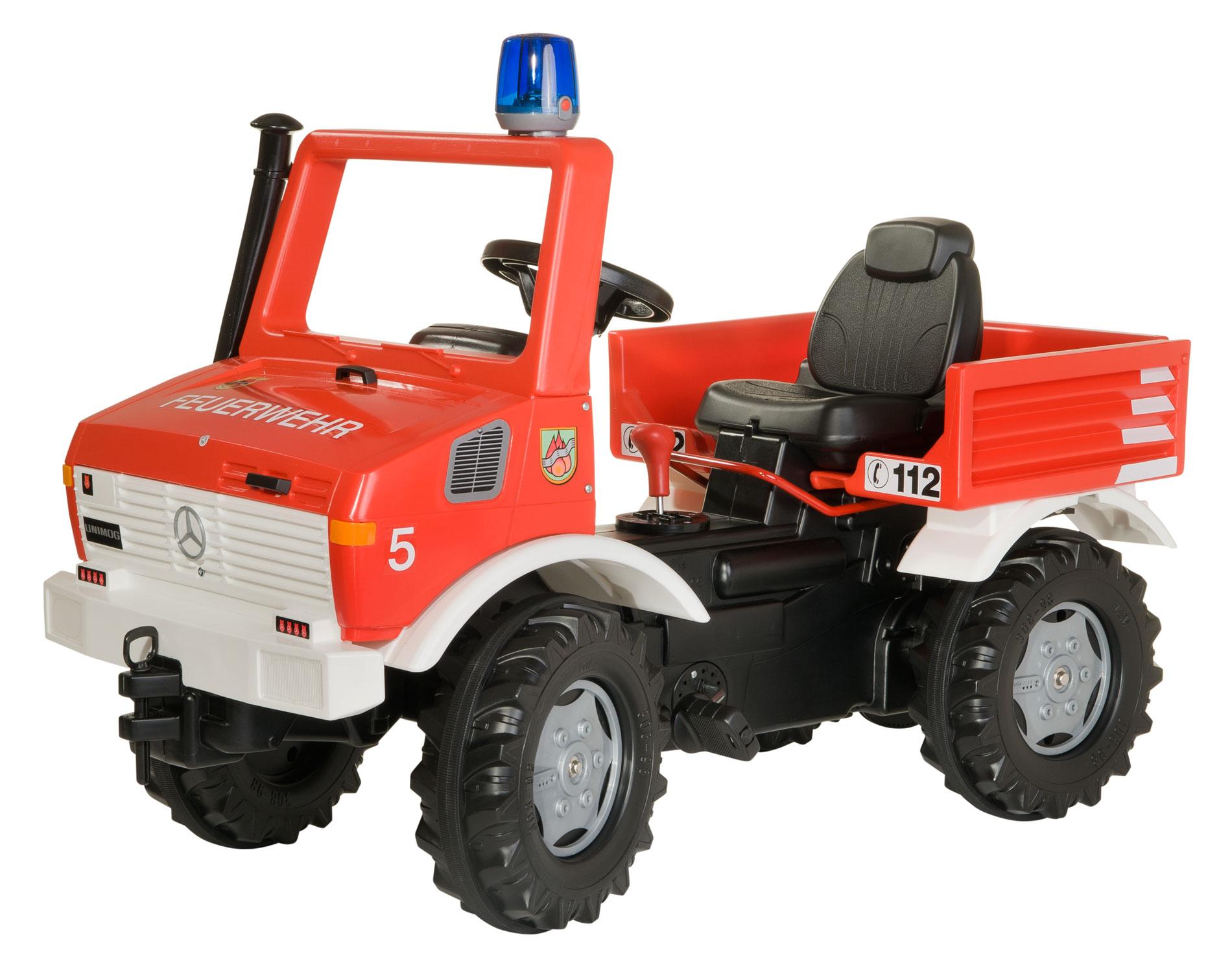 Camion De Bomberos Mercedes Unimog width=