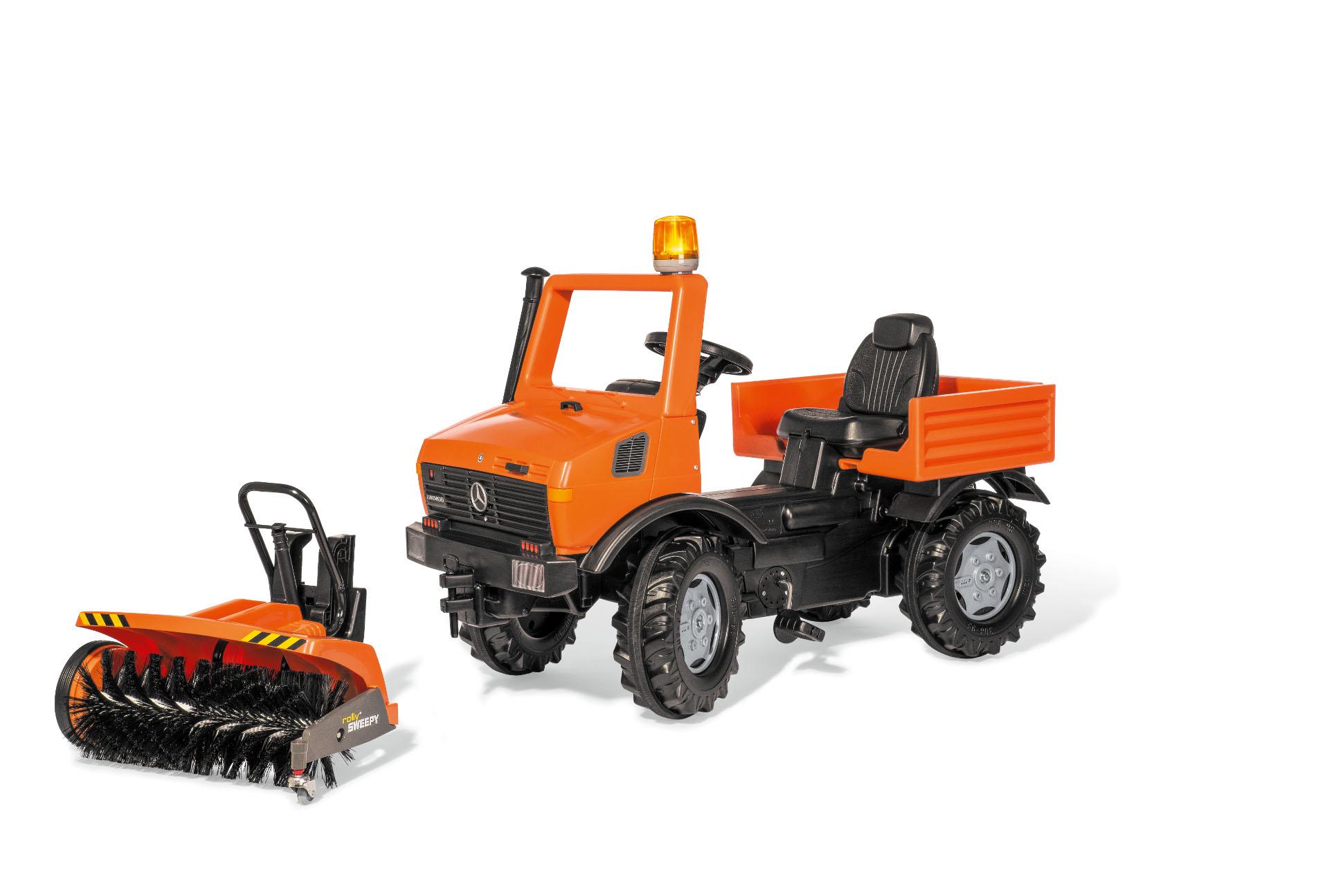 Camion mercedes unimog naranja-002