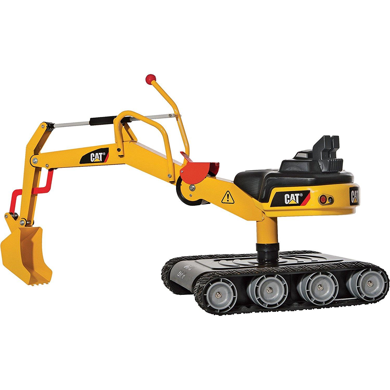 excavadora rolly toys width=