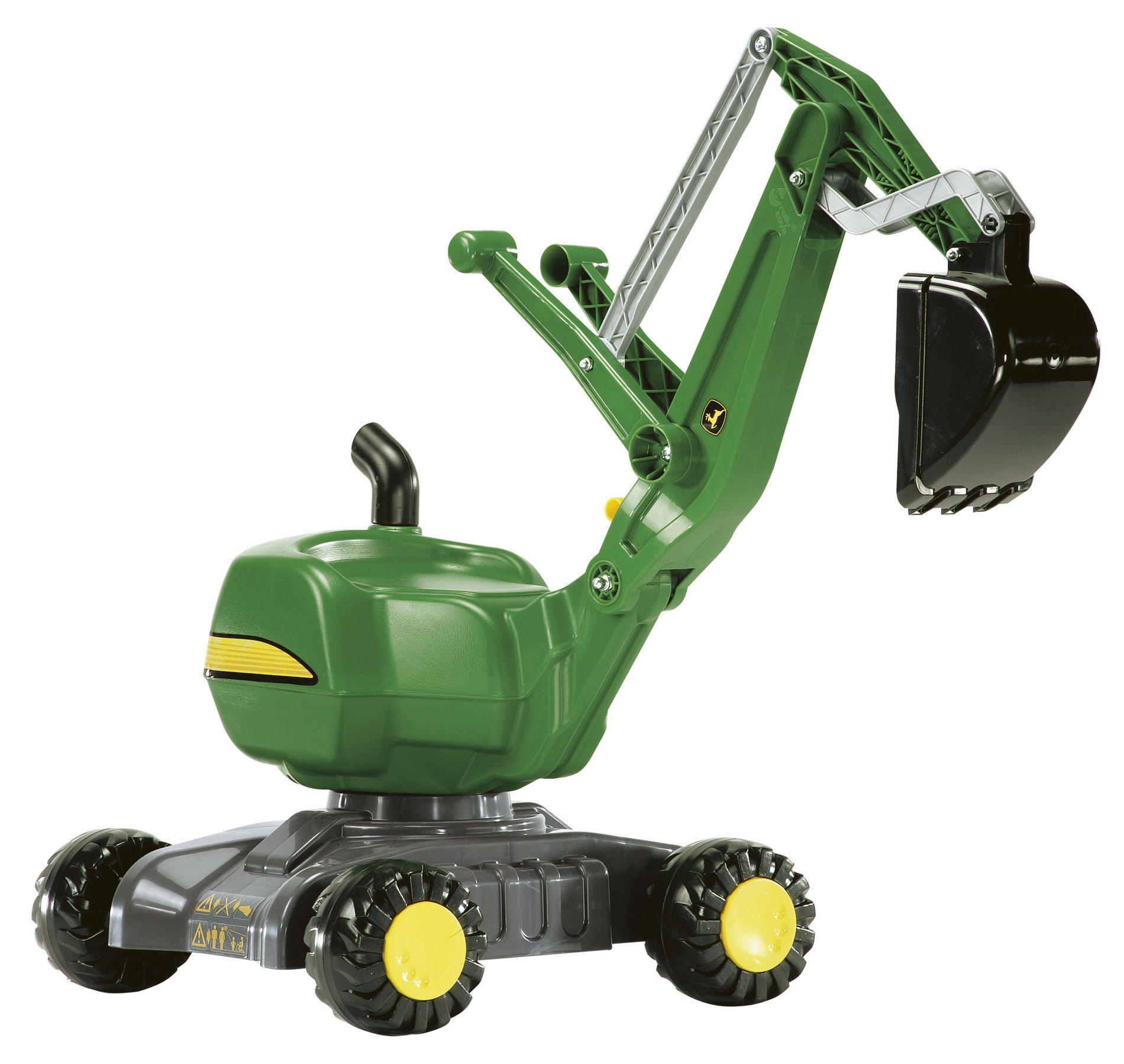 Excavadora John Deere width=