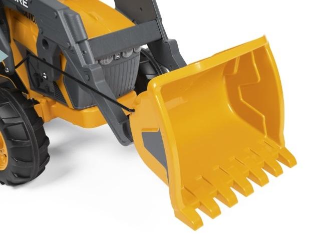 Deere Construccion con pala 12V - Zoom Pala width=