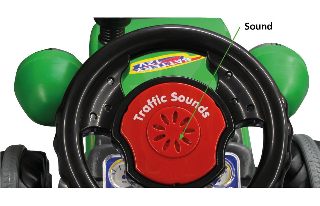 volante power drag