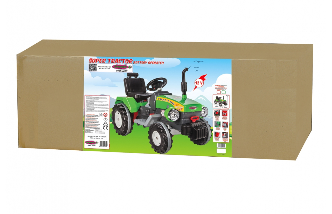 tractor eléctrico Jamara