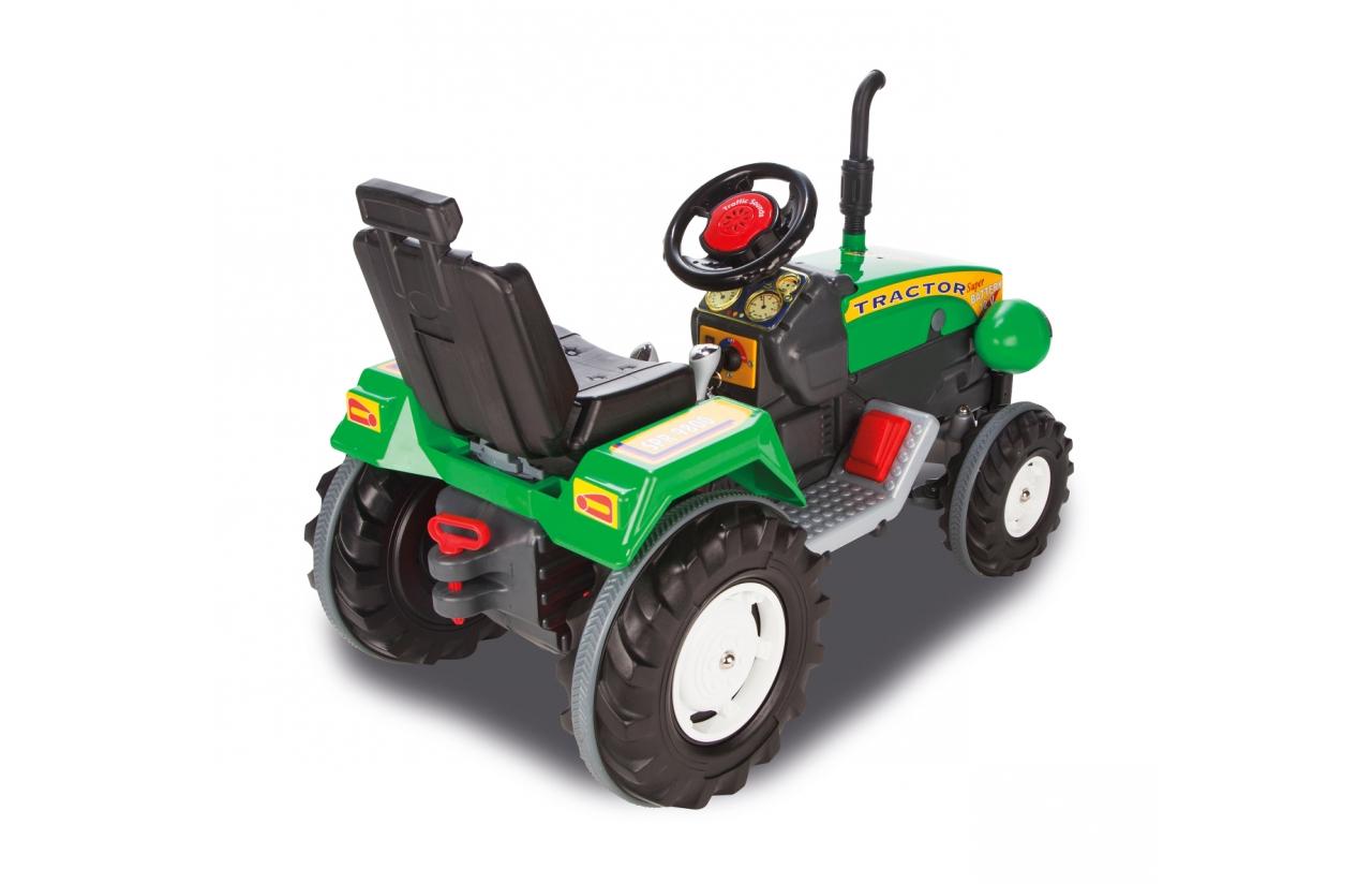 tractor electrico jamara