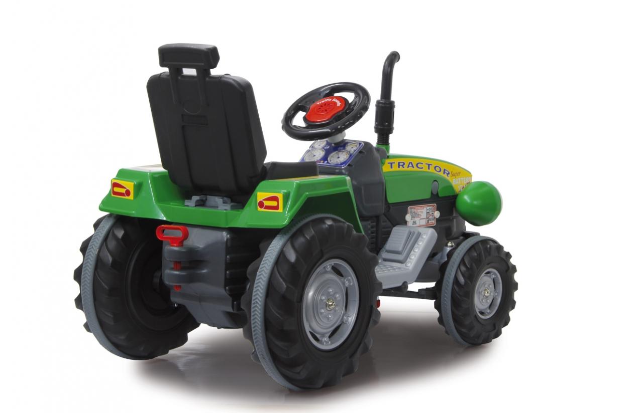 tractor eléctrico power drag 12v