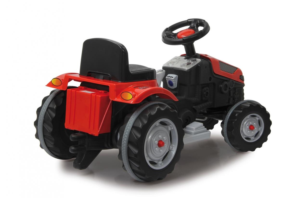 tractor electrico para niños