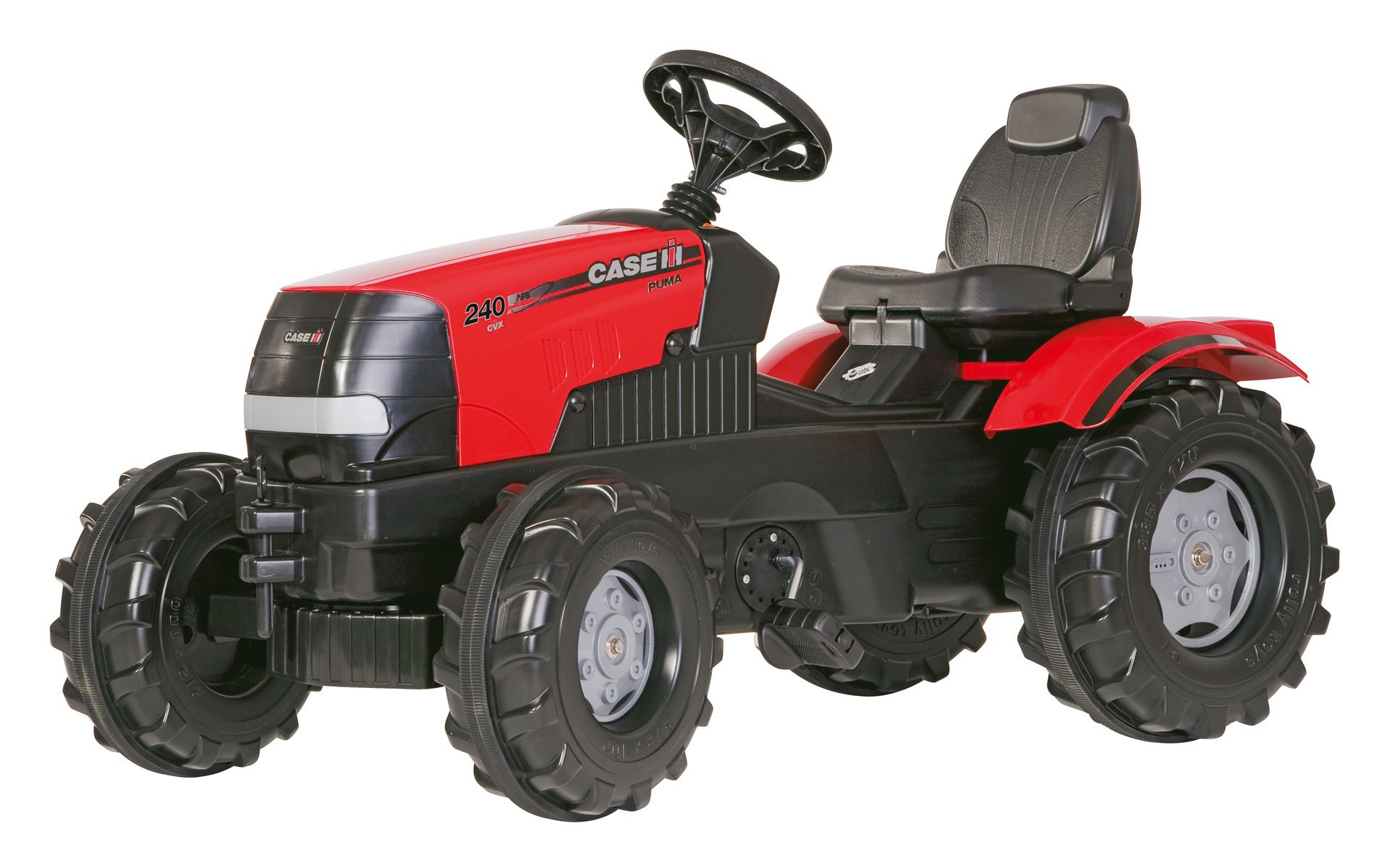 Tractor case III farmatrac puma