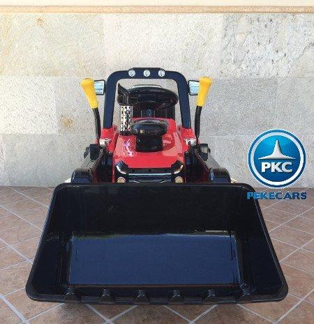 TRACTOR ELÉCTRICO PALA EXCAVADORA DELANTERA 12V 2.4G S/H SPEED CASE III STYLE 9 width=