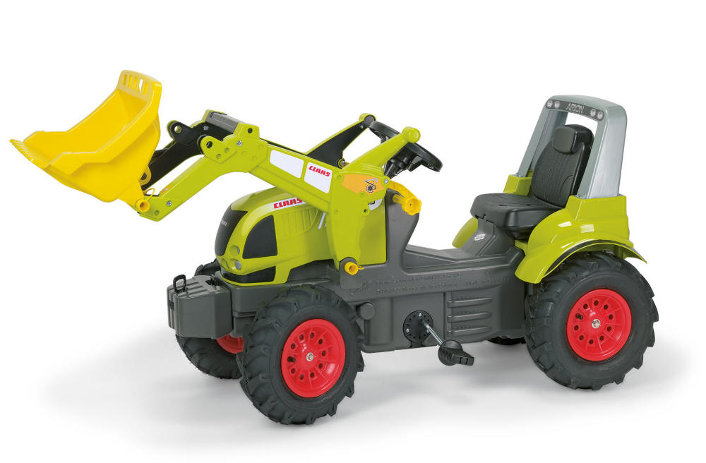 Tractor Pedales Claas Arion 640 Luxe