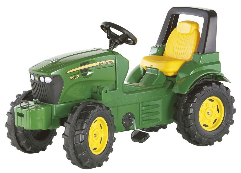 Tractor de pedales john deere 7930 width=