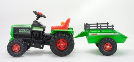 Tractor electrico basic 6V injusa 3