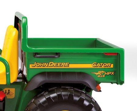 TRACTOR JOHN DEERE GATOR HPX VOLQUETE width=