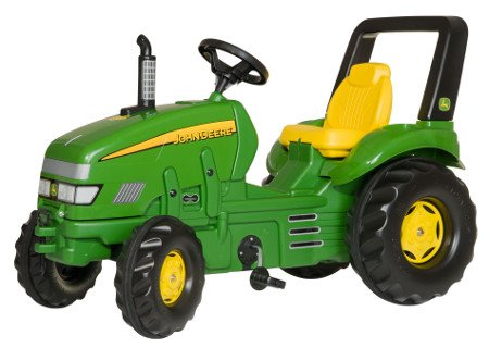 Tractor John Deere X-Trac