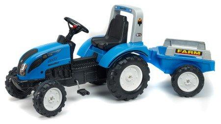 Tractor Pedales Landini Powermondial 115 + Remolque