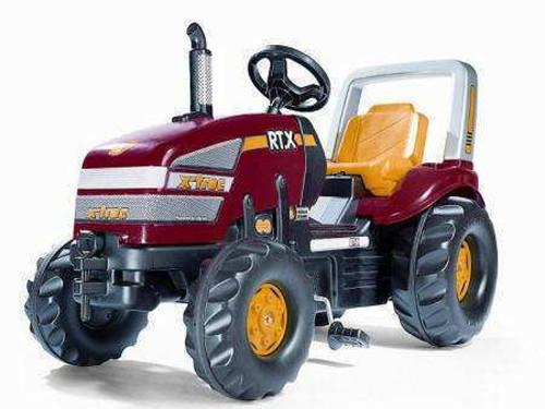 Espectacular Tractor Rolly X-Trac width=