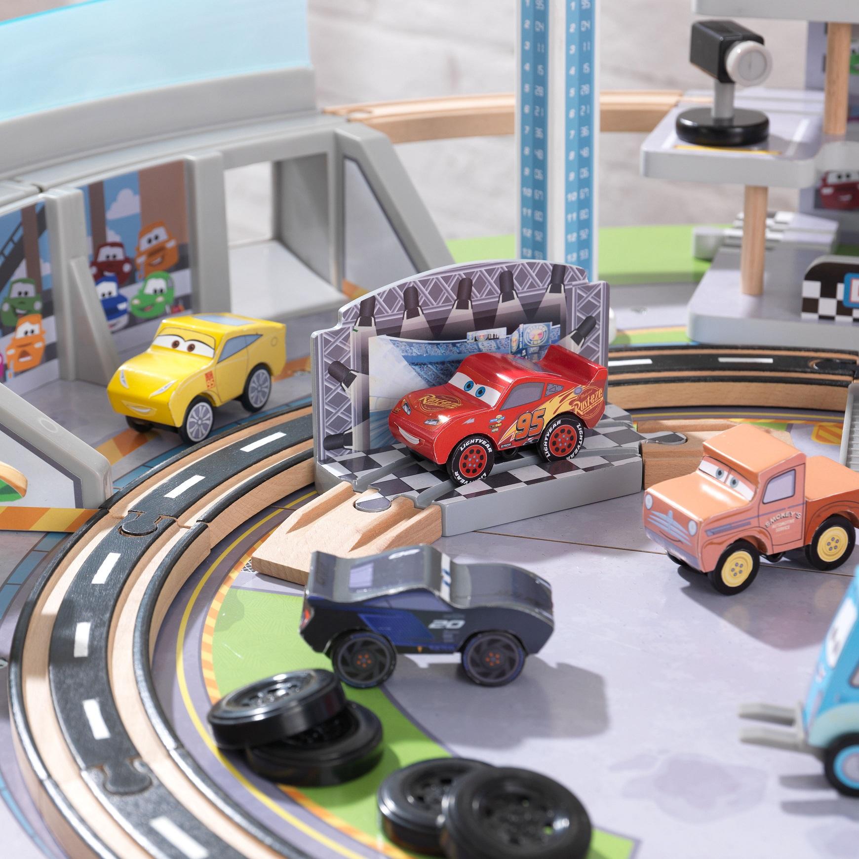 Autodromo de florida con mesa disney® pixar cars 3 17210-3