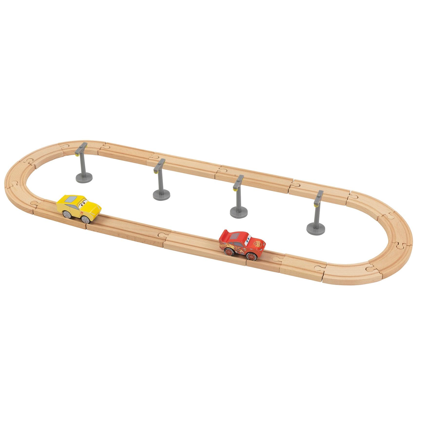 pack pista de carretera de madera disney® pixar cars 3 - 17213 Imagen 2