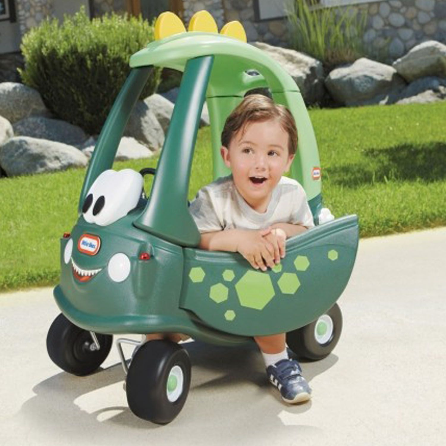 Cozy coupe dino lt-1 width=