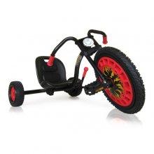 Triciclo Typhoon Negro
