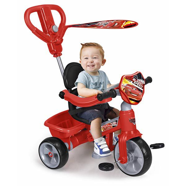 Triciclo Cars-1