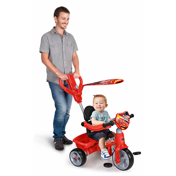 Triciclo Cars-2