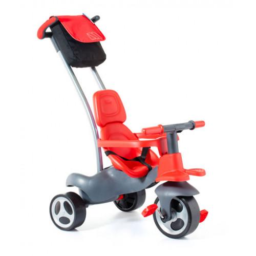 Triciclo urban trike rojo + bolso-7 width=