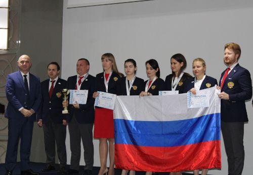 Campeonato Europa Selecciones Femenina