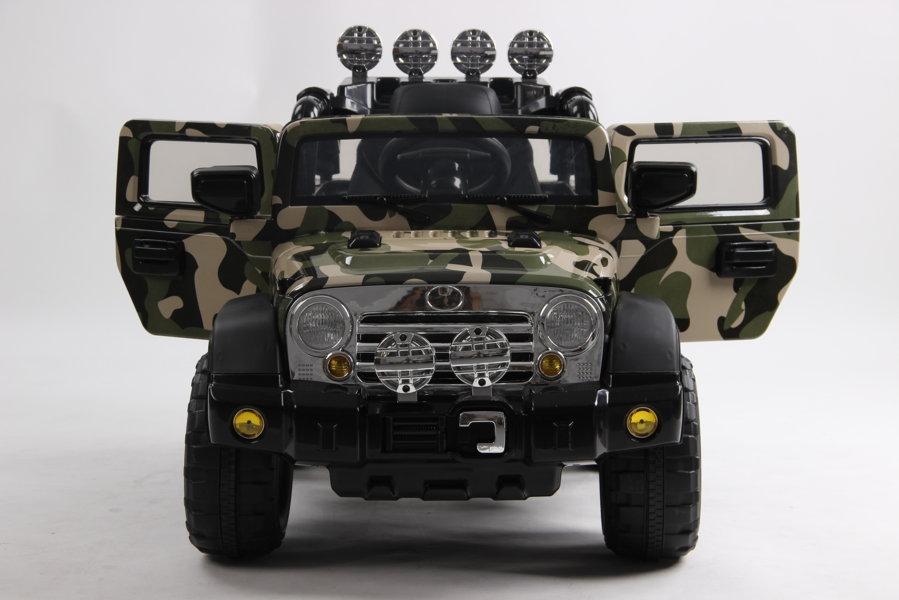 jeep militar para niños