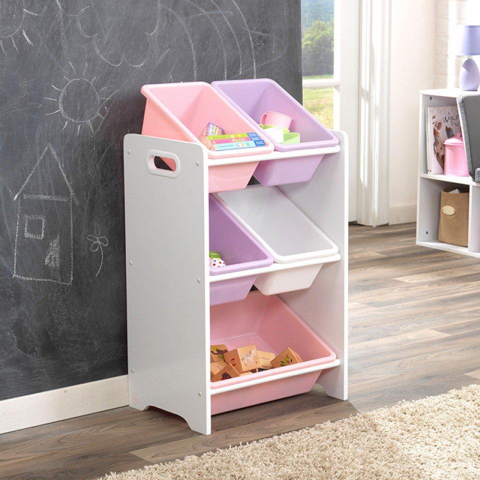 Comprar estanteria infantil blanca width=