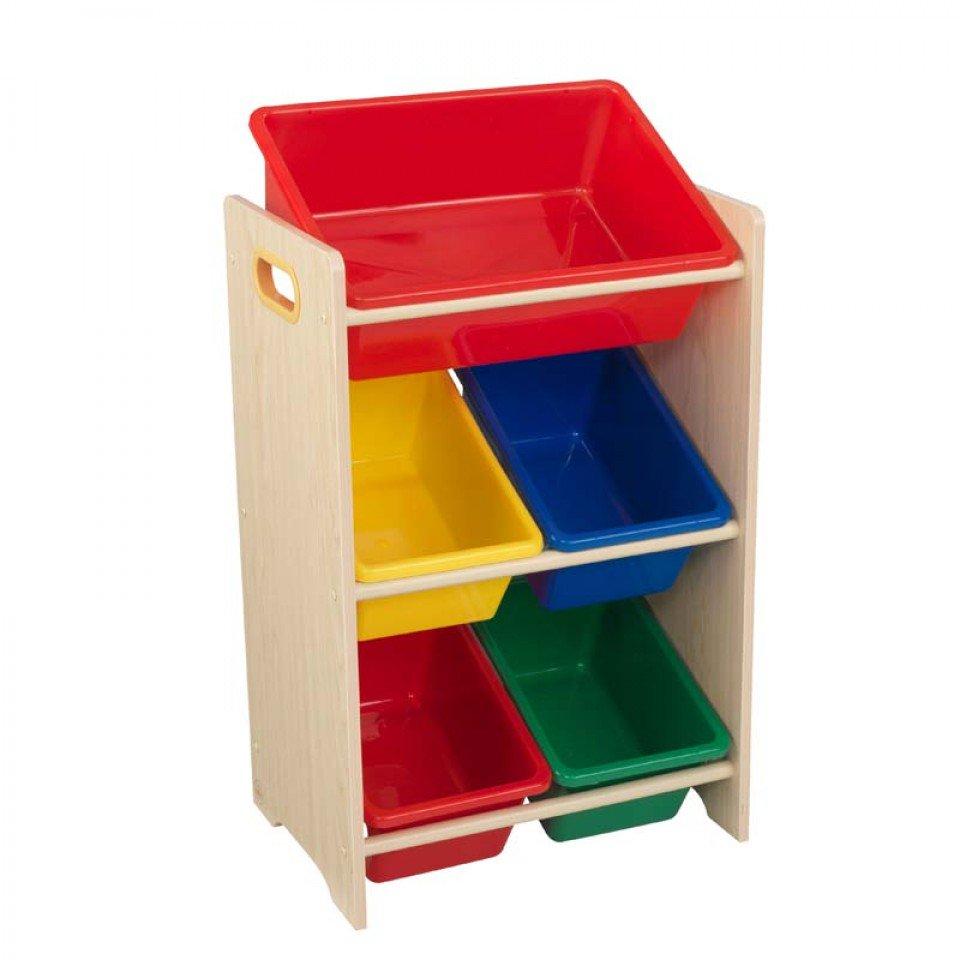 Compra almacenaje 5 cubos