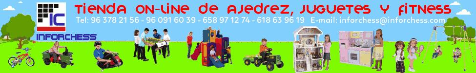 Tienda de Juguetes, Ajedrez y Fitness