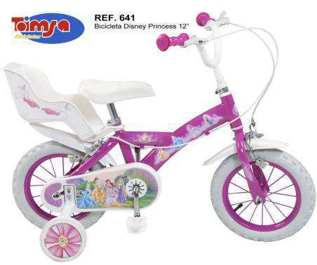 "BICI DISNEY PRINCESS 12""  94,90 €"