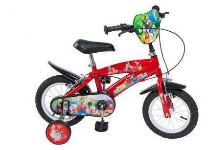 Bicicleta Mickey Mouse 14""