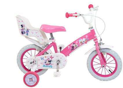 Bicicleta Minnie Mouse 14""