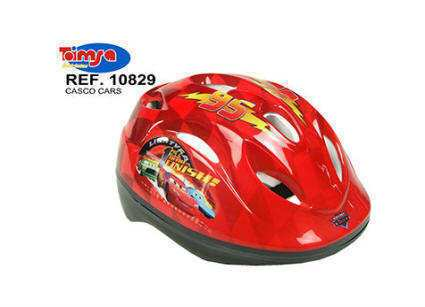CASCO BICICLETA CARS