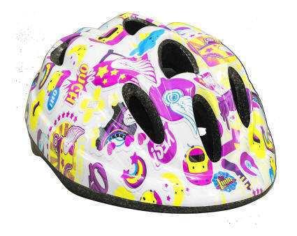 Casco Bicicleta Soy Luna