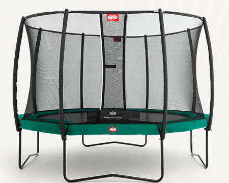 CAMA ELASTICA BERG CHAMPION 270 + SAFETY NET DELUXE