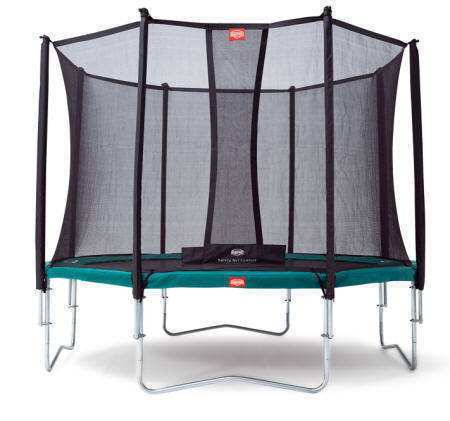 CAMA ELÁSTICA BERG FAVORIT 380 + SAFETY NET COMFORT