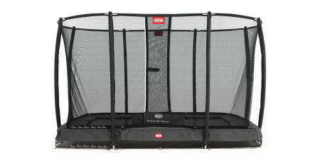 Berg Inground EazyFit Grey + Safety Net Deluxe