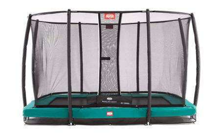Berg Inground EazyFit + Safety Net Deluxe