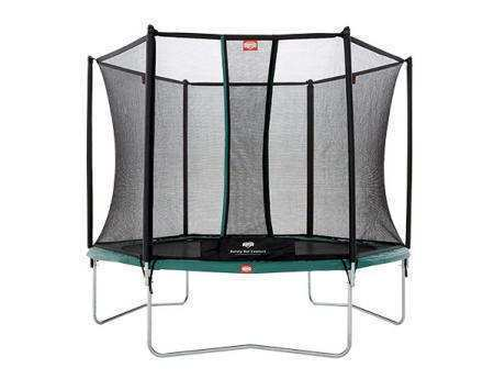 CAMA ELÁSTICA BERG TALENT 180 + SAFETY NET COMFORT