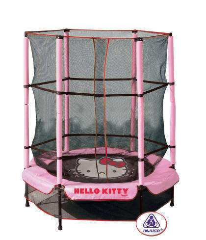TRAMPOLIN HELLO KITTY
