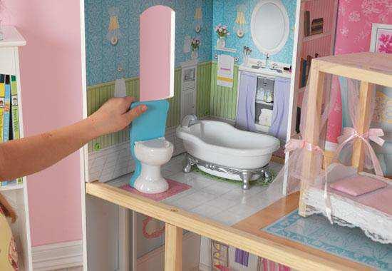 Casa juegos de decoracion de casas grandes y habitaciones : Casitas de Muu00f1ecas : Tienda para comprar casas de muu00f1ecas ...