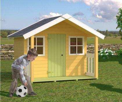 Casitas infantiles de madera para jardin inforchess for Kidkraft casa moderna de madera para exteriores 00182