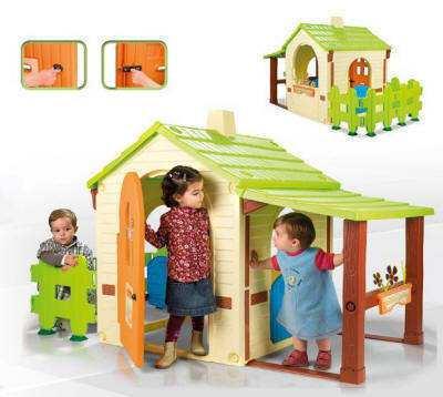 casa de juegos para jardin country house comprar