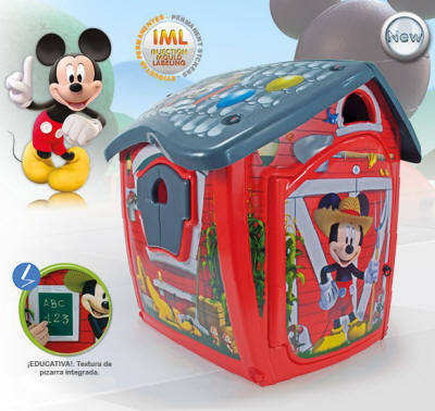 Mickey Magical House  IMAGE
