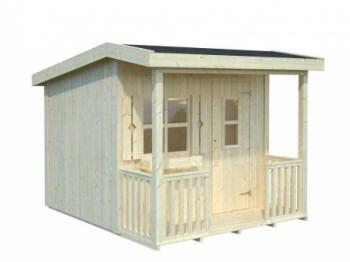 Casa de madera Aksel