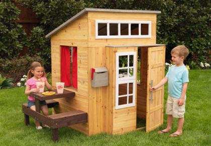 Casitas infantiles de madera para jardin inforchess for Casitas de jardin de madera