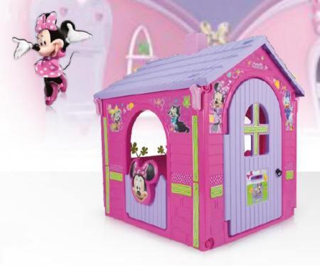 casa infantil minnie